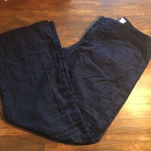 Converse linen/cotton pants